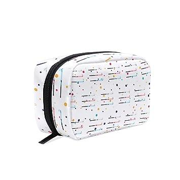 Amazon.com: Organizador de bolsas de cosméticos de Hockey ...