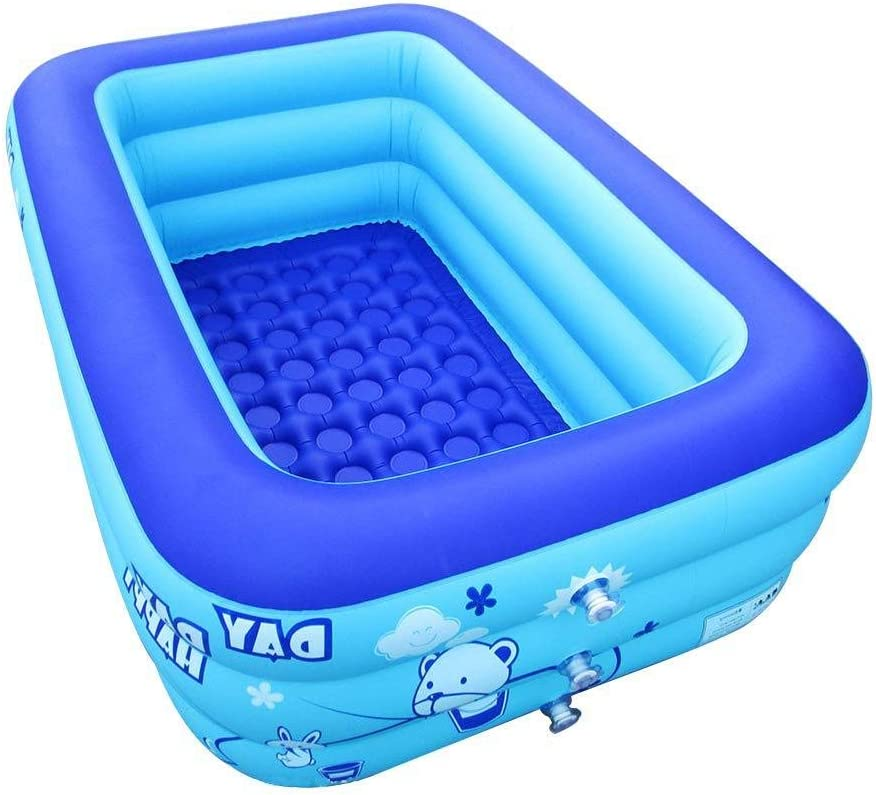 PROMISE-YZ Piscina inflable de los niños de la bañera adulta ...