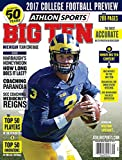 The Athlon Sports 2017 Big Ten Conference College Football Annual kicks off with regional features on Michigan coach Jim Harbaugh, the sport's most polarizing coach; the (relative) struggles of the Ohio State offense; the rapid climb of Penn ...