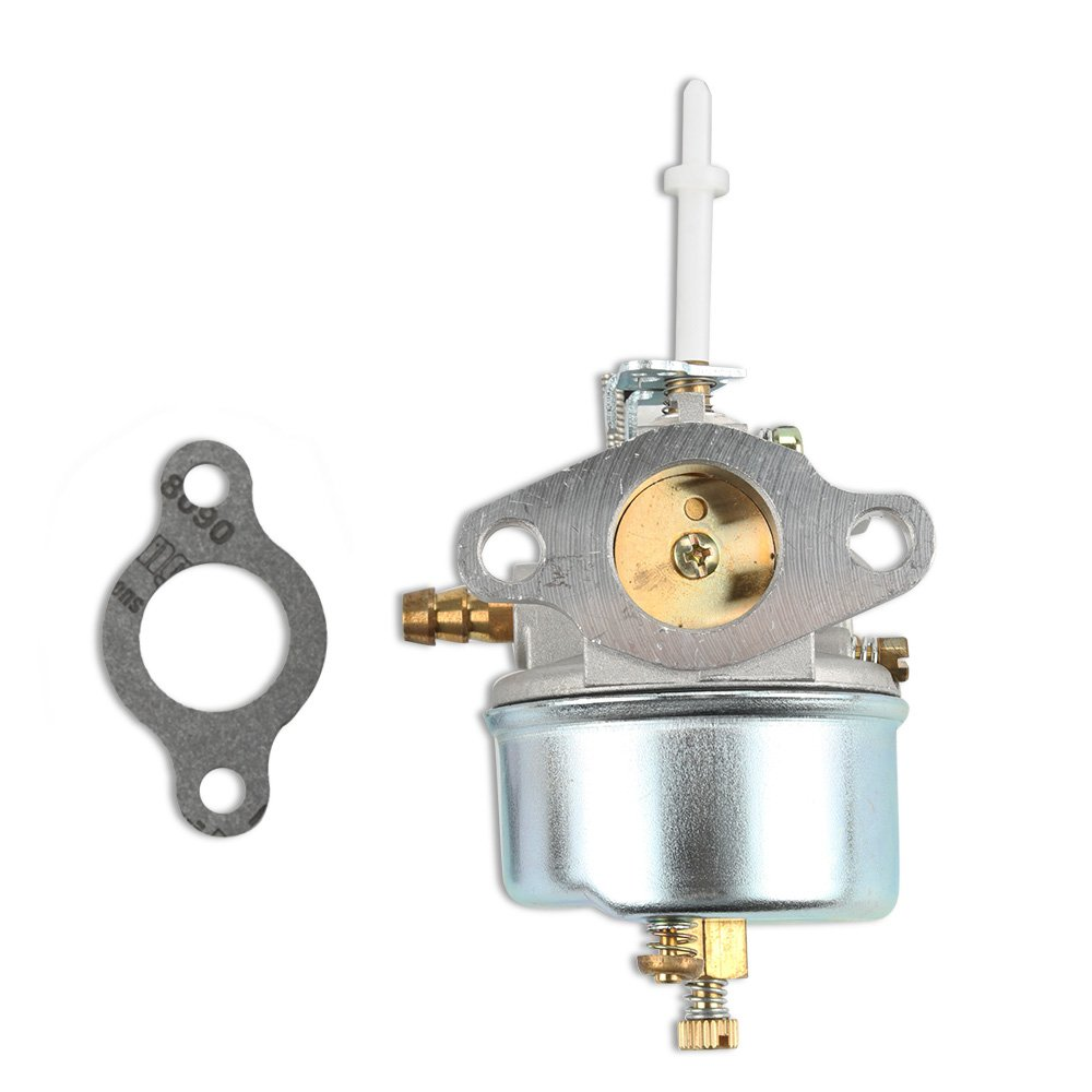 Kaymon New Carburetor 632371 For Tecumseh 632371A 631954 632379 632379A H60 H70 HSK60 HSK70 Engine Snow Thrower Blower Carb with Mounting Gasket