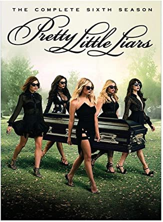 Amazon com: Pretty Little Liars: Season 6: I  Marlene King