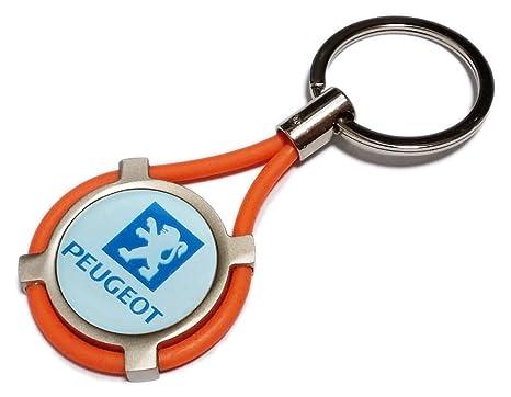 Novedad - Llavero Peugeot para coche y moto iOn 108 208 308 ...