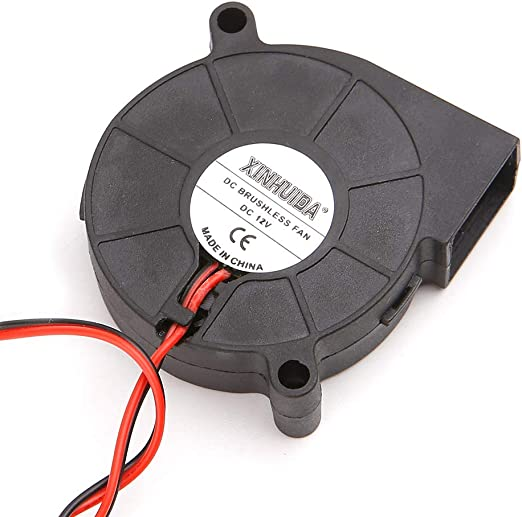 Ventilador de aire para coche, humidificador de aire, partes de bajo ruido, ventiladores de enfriamiento tipo ...
