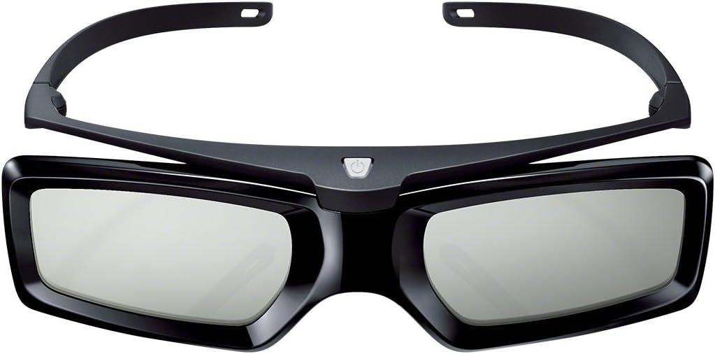 Nero Sony TDG-BT500A Occhiali 3D Attivi con Serie W905