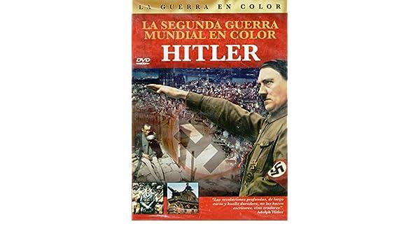 Hitler (La Segunda Guerra Mundial en color): Amazon.es: Cine ...