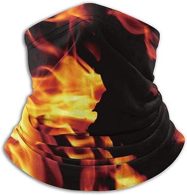 Winter Neck Gaiter Cover Neck Warmer Ear Muffs Headband Scarf Sportswear