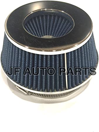 "BLUE 2003 UNIVERSAL 70mm 2.75/"" INCHES SHORT RAM//COLD AIR INTAKE FILTER"