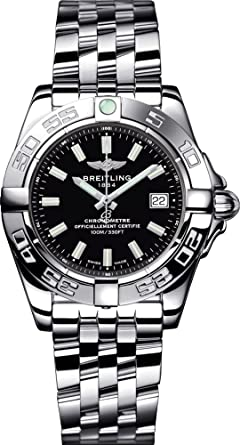 check out b3244 f7c3b Amazon | Breitling Galactic 32 a71356l2 / be76 – 367 A ...