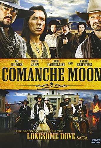 Comanche Moon: The Second Chapter in the Lonesome Dove Saga (Sierra Arrow Designs)