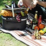 ALLCAMP Insulated Cooler Bag Collapsible Portable