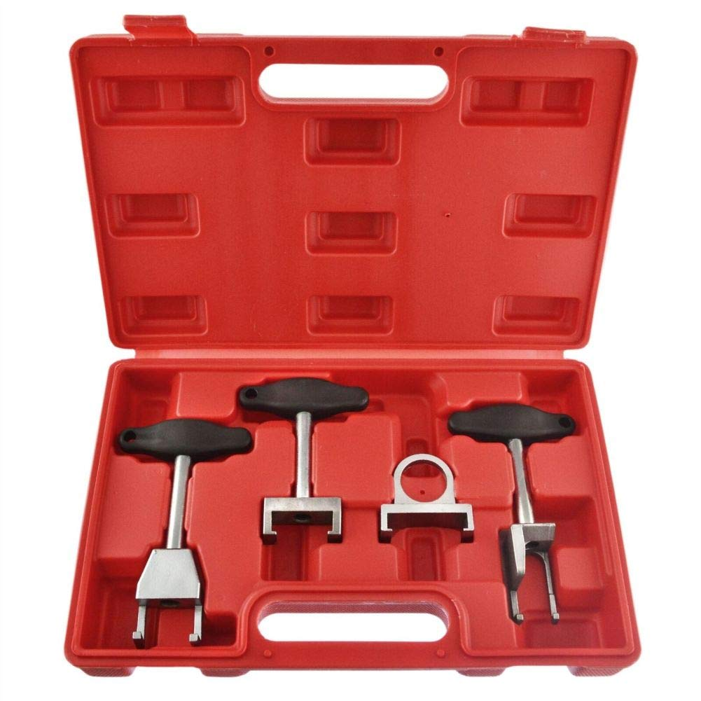 4 Pc Ignition Coil Removal Set Spark Plug Remover/Installer Set Audi VW AN004 by Tao tao family