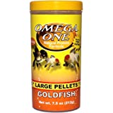 Omega One Goldfish Large Pellets 7.5oz