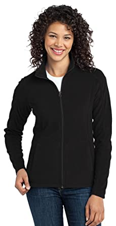 a1b7dab599f Port Authority Ladies Microfleece Jacket at Amazon Women s Coats Shop
