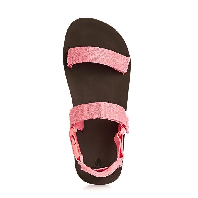 Convertibles Y Sandalias De Reef Rosa Velcro 3 PlanasColor TK3l1JcF