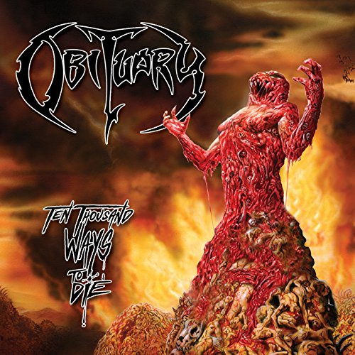 Obituary - Ten Thousand Ways To Die - CD - FLAC - 2016 - NBFLAC Download
