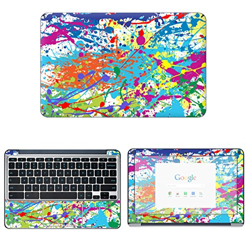 (Decalrus - Protective Decal Skin Sticker for Asus ChromeBook C202SA (11.6
