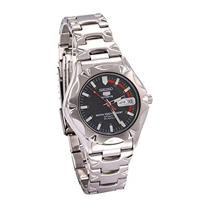 7f8631e70 Image Unavailable. Image not available for. Color: SEIKO 5 SPORTS  self-winding watch made in Japan Men's ...