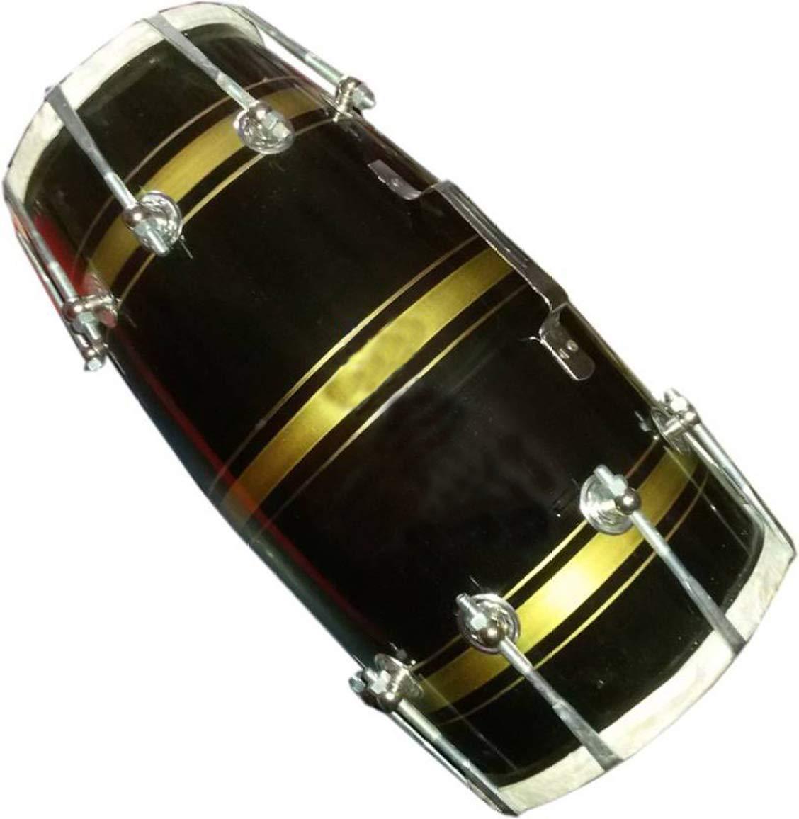【限定品】 Makan Nut & Bag Bolts B07NJ2N4PB Handmade Indian Musical Instrument Wood Musical Dhol/Dholak/Dholki Drum With Carry Bag B07NJ2N4PB, ブランクチュール:df409fd4 --- a0267596.xsph.ru