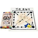 Korean Board Game Yut Nori Yut Game Yoot Game Yutnori Set