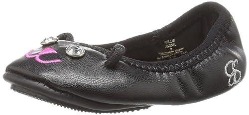 c364870ee5a Amazon.com  Jessica Simpson Millie Ballet Flat (Infant Toddler)  Shoes