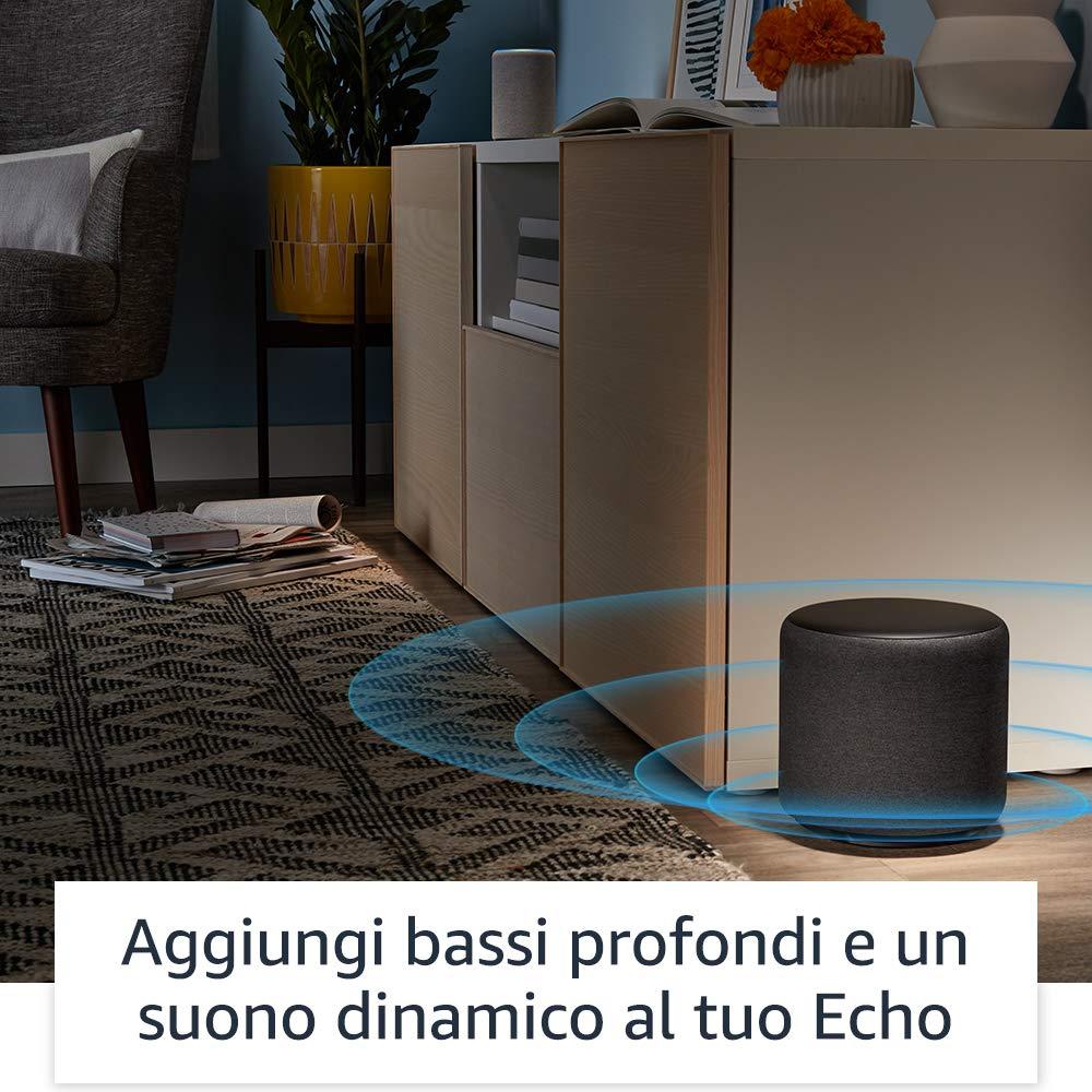 Vai ad Amazon Echo Sub