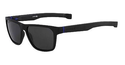 3c09c8410d Amazon.com  Lacoste Sunglasses - Polarized - L869SP (Matte Black ...