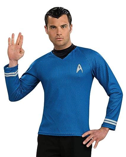 Star Trek Spock Herrenkostüm XL XL: Amazon.es: Juguetes y juegos