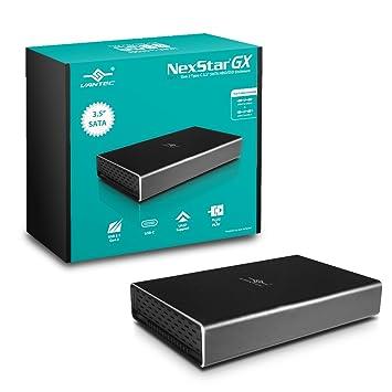Amazon.com: Vantec NexStar GX USB 3.1 Gen 2 tipo C 3.5