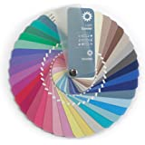 Color Swatch Fan Light (True) Summer with 35 Colors for Color Analysis and Image Consulting