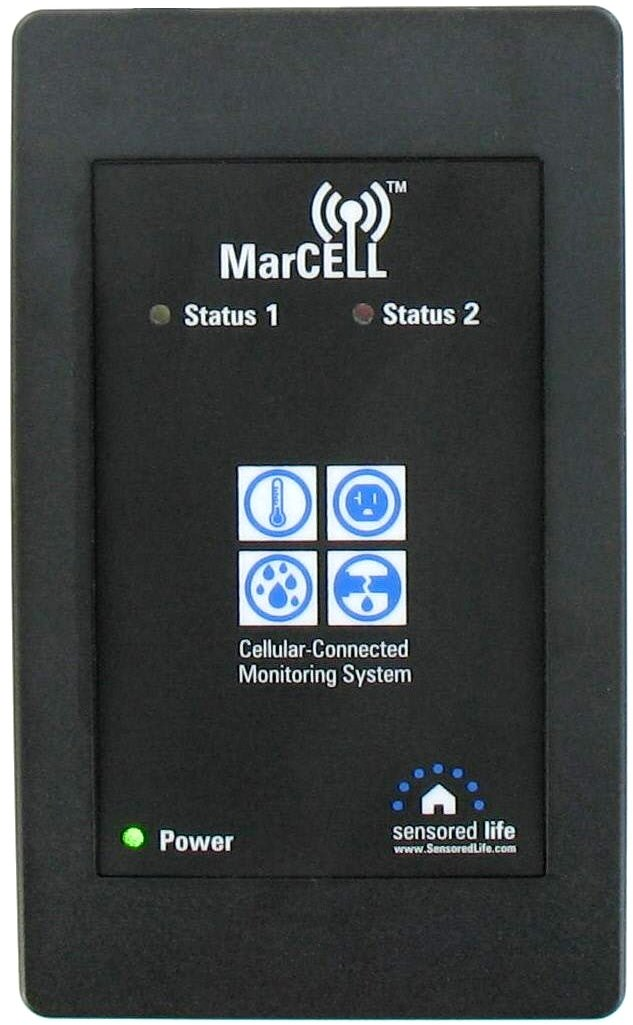 MarCELL 500 Cellular monitoring system by MarCELL