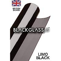 BLACKGLASS IX® Rollo de Lámina Tintada Negra