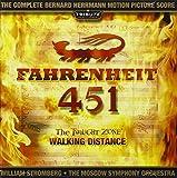 Fahrenheit 451 (OST) by Bernard Herrmann