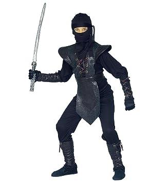 WIDMANN 38798 ? Disfraz de guerrero ninja Ninja Master de talla ...
