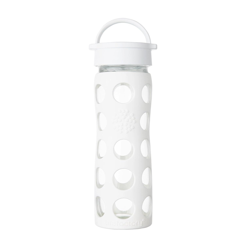 Lifefactory - Botella con Classic Cap, Cristal óptico, Color ...