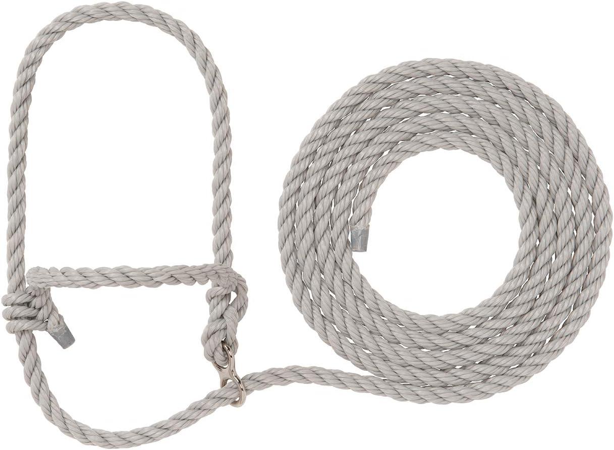 Gray Weaver Leather Stierwalt Breaking Halter
