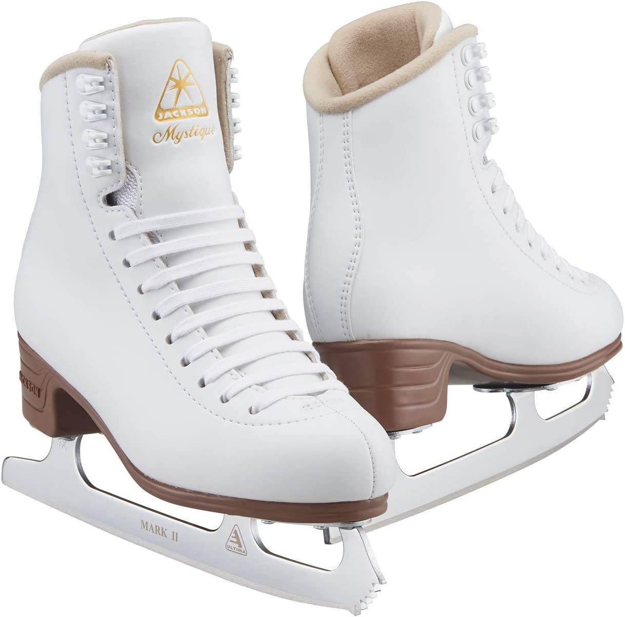and Boys Girls Jackson Ultima Classique Series Ice Skates for Women Men