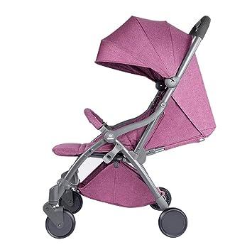 Amazon.com: Cochecito de bebé plegable automático ...