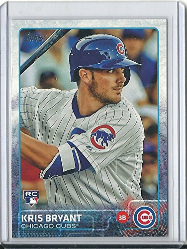 2015 Topps Series 1 & 2 Chicago Cubs Team Set 18 Cards Kris Bryant Rookie Card 616