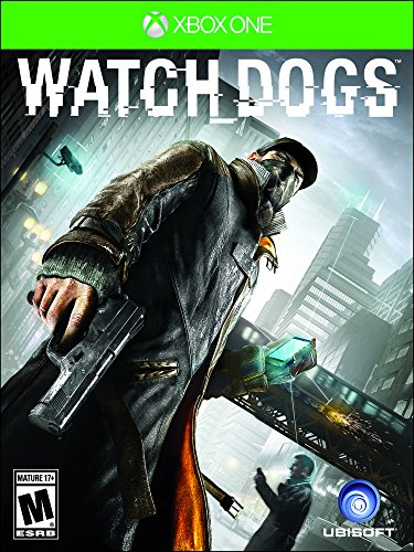 XBOX One Watch Dogs Blu ray product image