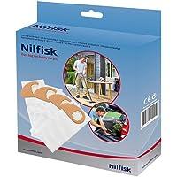 Nilfisk 81943048 accesorio y suministro de vacío - Accesorio para aspiradora (Blanco, 18451121 18451119 18451120 18451122 18451126 18451124 18451131 18451129 18451130 18451136 18451134, 4 pieza(s))