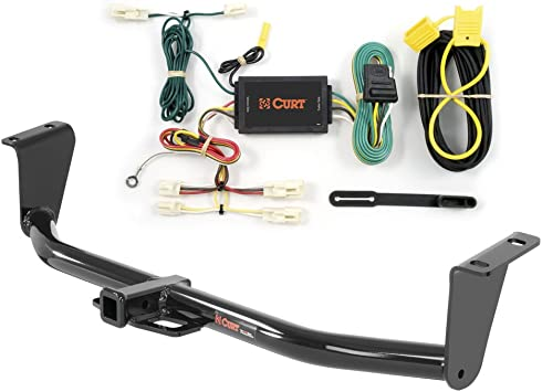 Amazon.com: CURT Class 1 Trailer Hitch Bundle with Wiring for 2014-2016 Toyota  Corolla - 11265 & 55567: Automotive | 2014 Toyota Corolla Trailer Wiring |  | Amazon.com