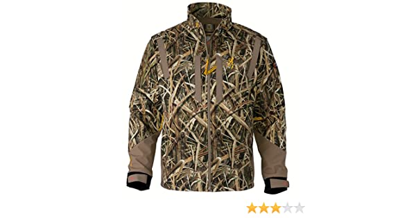 62de55bf1560d Amazon.com : Browning 3043262501 Wicked Wing Windkill Jacket, Mossy Oak  Shadow Grass Blades, Small : Sports & Outdoors