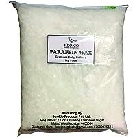 Krokio Paraffin Granules Wax 1 Kg for DIY Candle Making