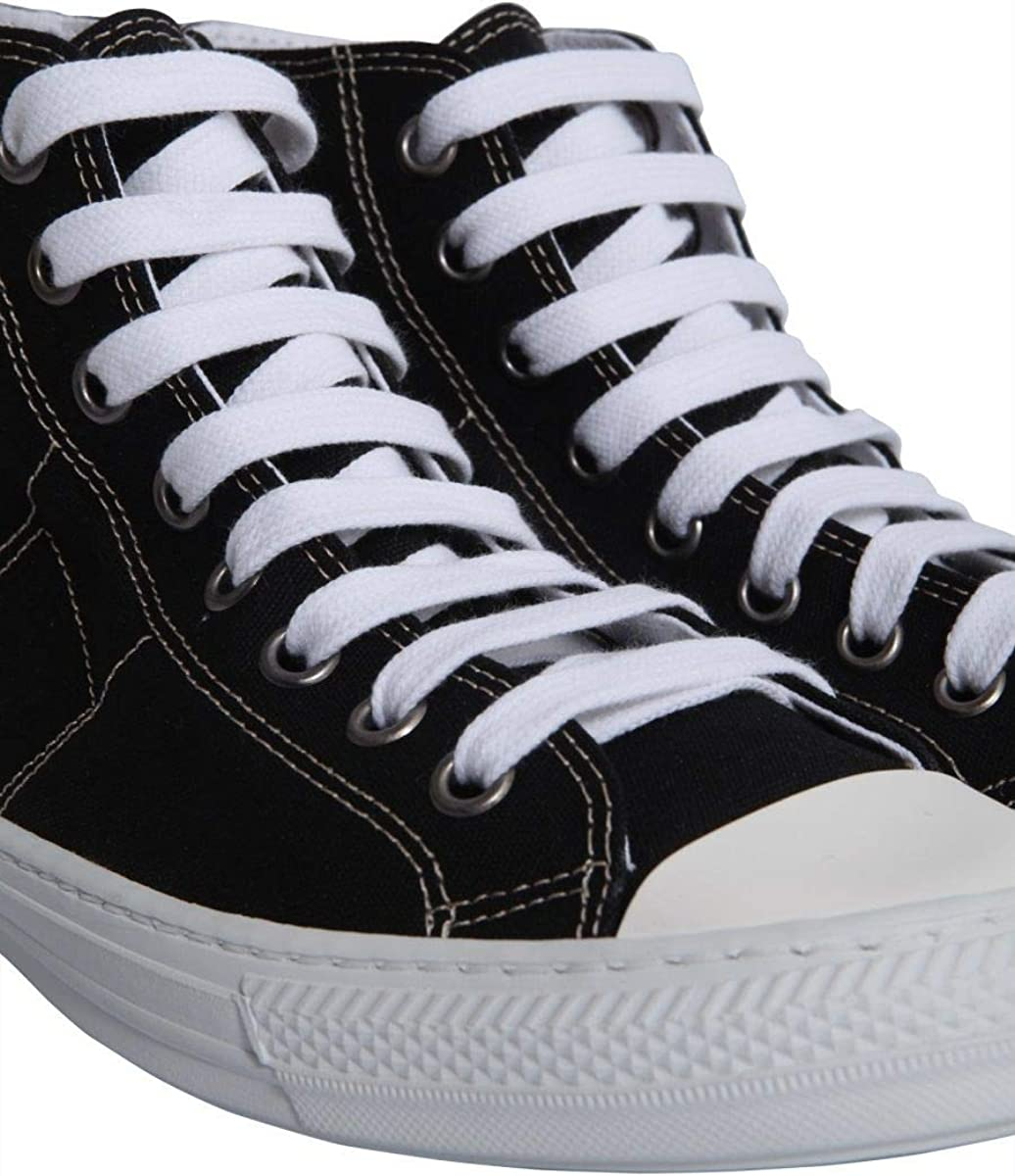Maison Margiela Luxury Fashion Mens HI TOP Sneakers Summer Black