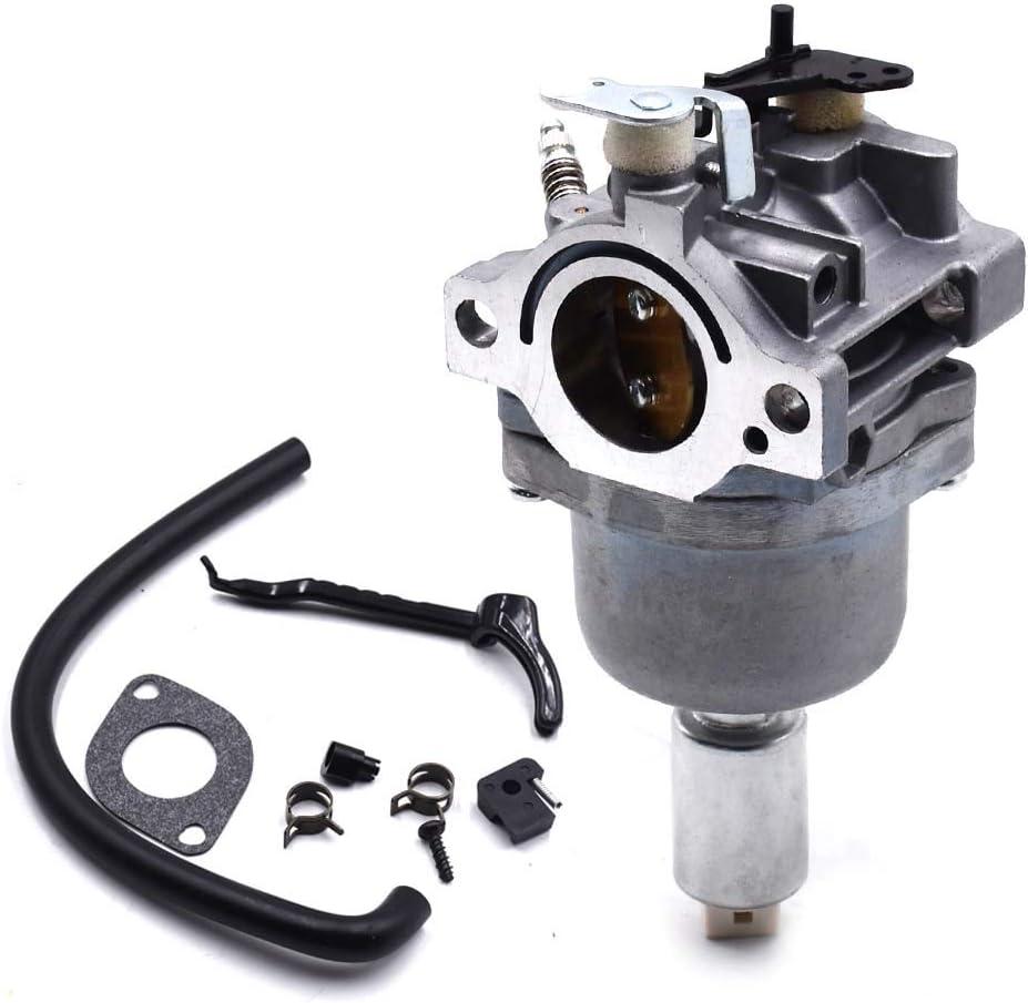 Autu Parts 794572 Carburetor for Briggs & Stratton 794572 791858 792358 793224 697141, 697190, 698445,791888, 699937, 790418, 699109, 792171 Intek 14hp 18hp