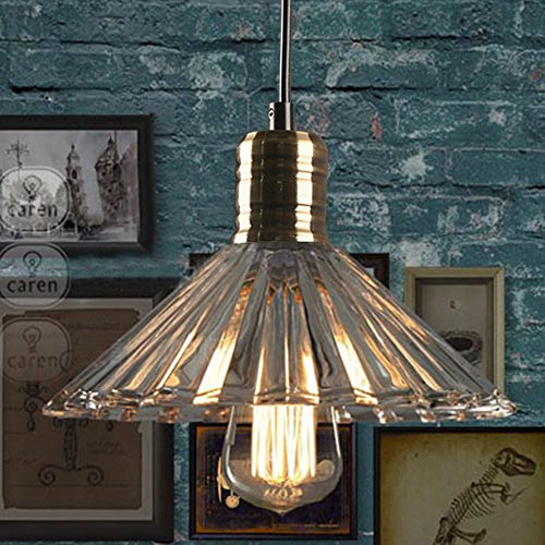 Ribbed Pendant Light in Florida - 3