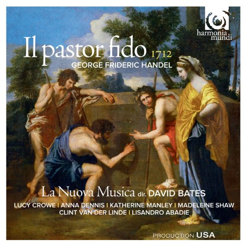 Handel: Il Pastor Fido (Linden Counter)
