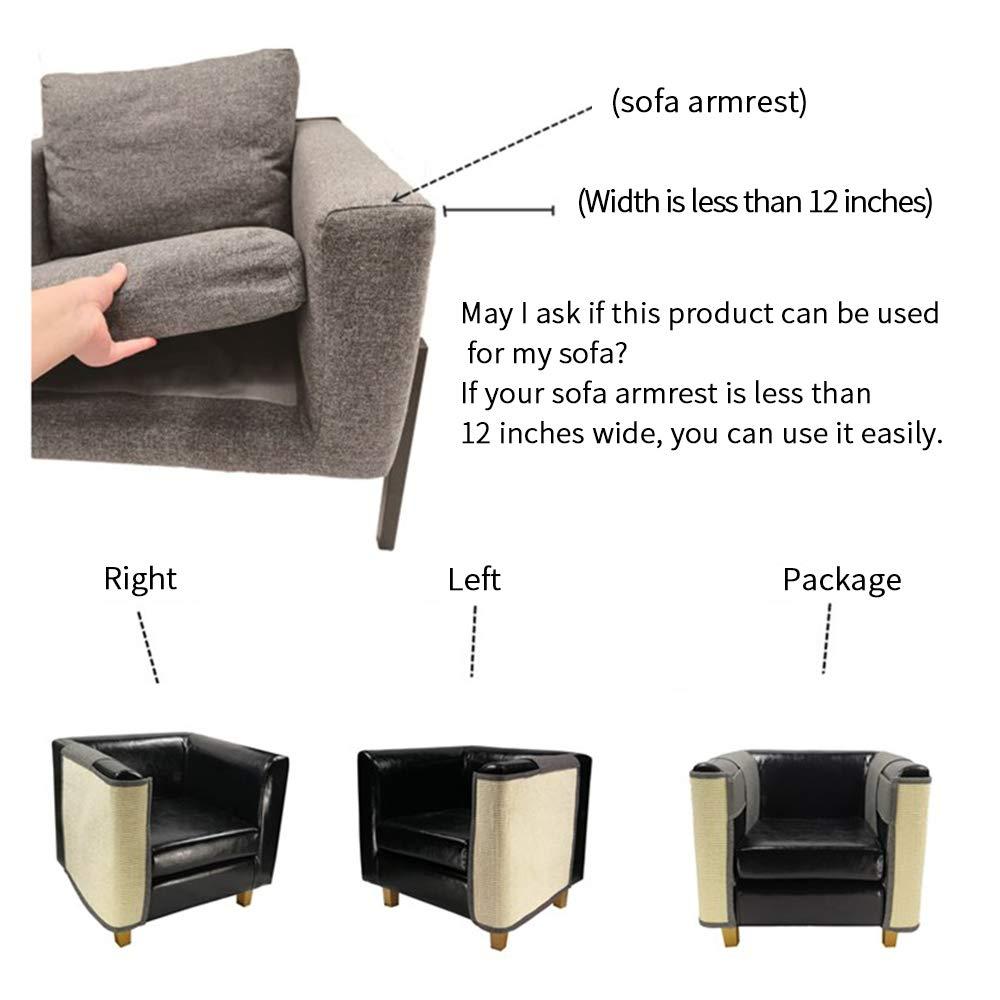 Amazon.com: Protector de muebles para gatos, resistente y ...