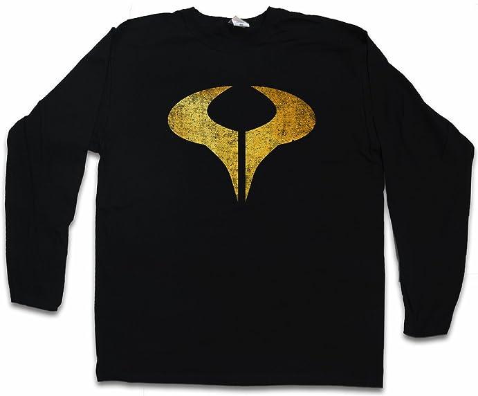 Urban Backwoods Symbol Of Cronos Long Sleeve T Shirt Cronus Sign