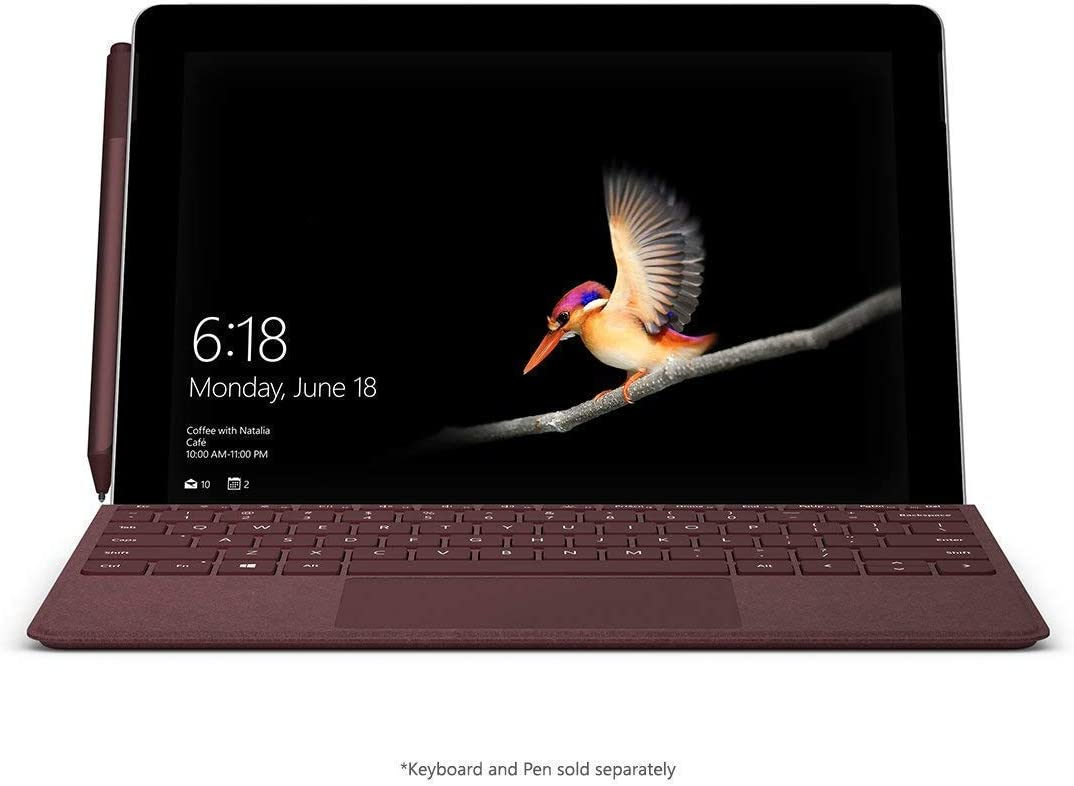 Microsoft Surface Go 8GB 128GB SSD 10-inch Touchscreen Windows Home 10 S (Renewed)